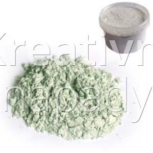 Spárovací hmota zelená